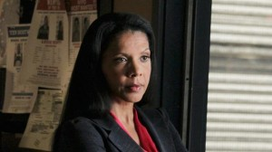 "Penny Johnson Jerald as Captain Victoria ""Iron"" Gates"