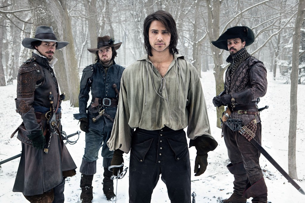 The Musketeers (First Look 1)