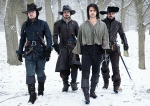 The Musketeers (First Look 2)