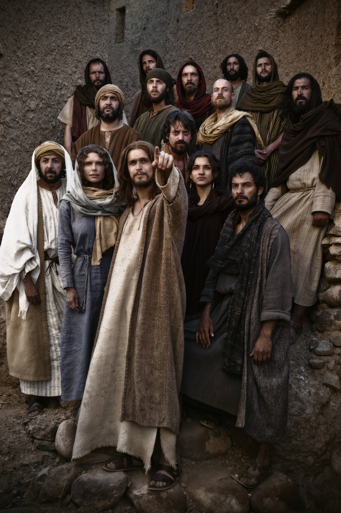 Channel 5 Sets UK Premiere Date For 'The Bible' - TVWise