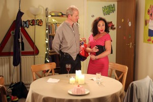 Harry Enfield Samantha Spiro Guest Star On Bbc Three S Bad Education Tvwise