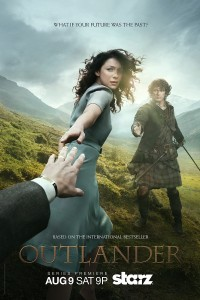 Outlander - Key Art