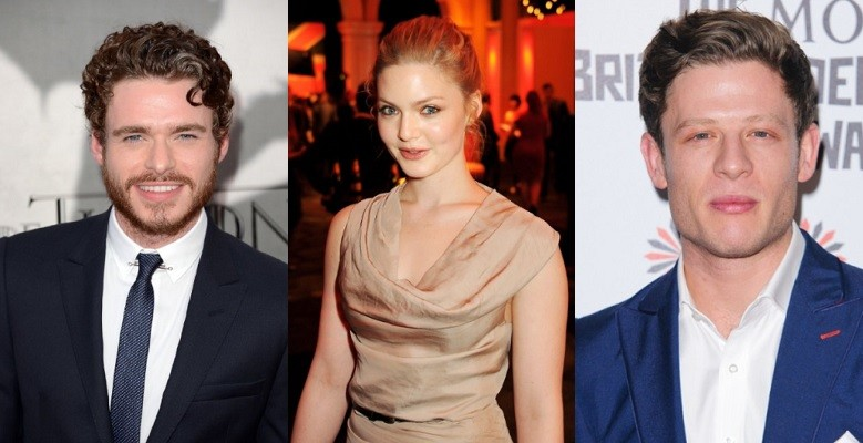 Lady Chatterley Cast