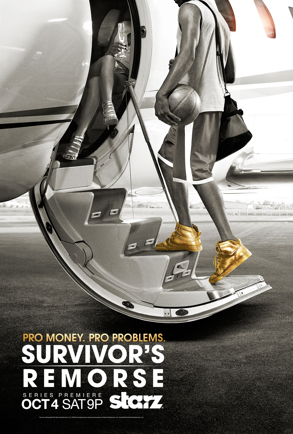 Survivors Remorse - Key Art