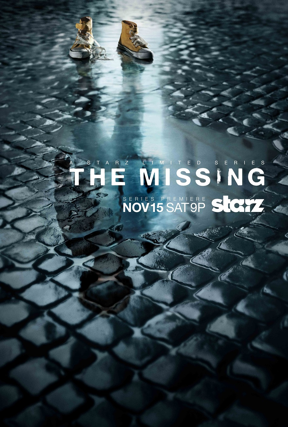 The Missing - Key Art