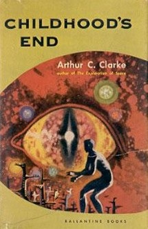themes of selfishness in arthur clarkes novel childhoods end A six-hour miniseries, syfy's 'childhood's end' rounds the edges of arthur c clarke's book about visiting aliens and the price of utopia.
