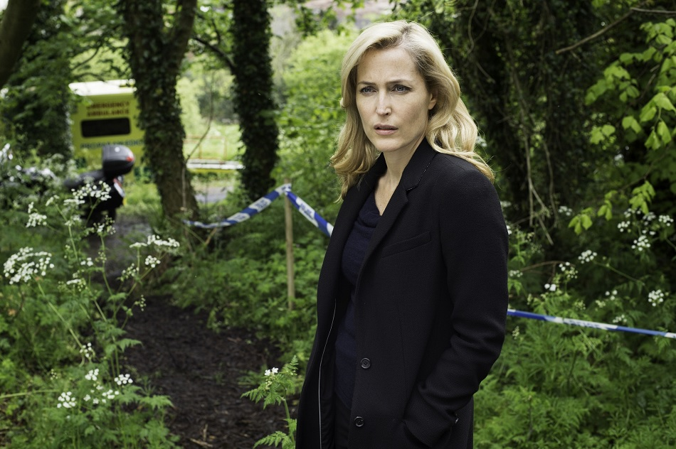 Gillian Anderson (The Fall - Season 2)