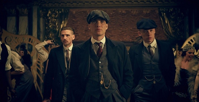 Peaky Blinders - Season 2 (FT)
