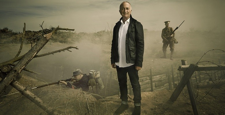 WW1 in 3D with Tony Robinson (FT)