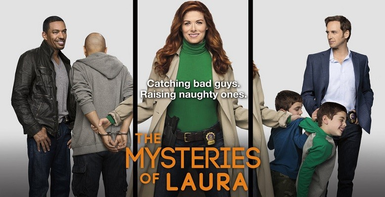 The Mysteries Of Laura (Key Art)