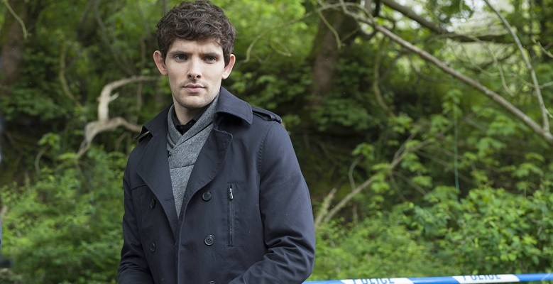 First Images Colin Morgan As Ds Tom Anderson In Bbc Two S