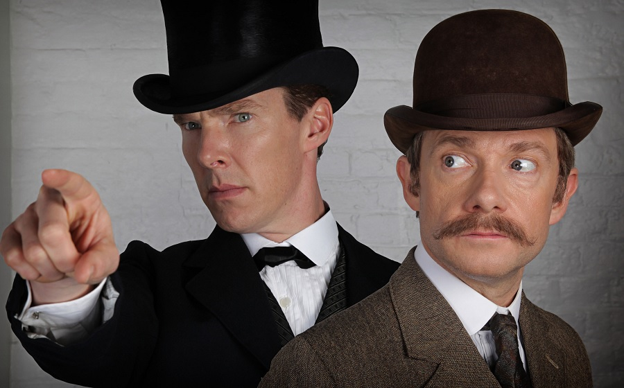 Sherlock Special (First Look)