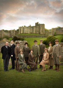 Downton Abbey Xmas 14