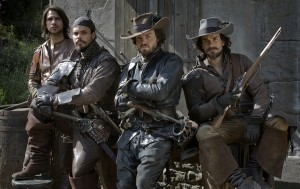 The Musketeers S2