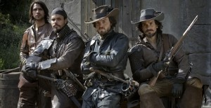 The Musketeers S2 (FT)