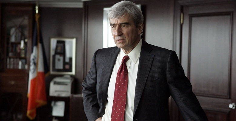 Sam Waterston - Law & Order (FT)