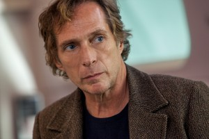 William Fichtner - Crossing Lines (ALT)