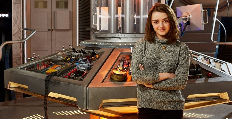 Maisie Williams - Doctor Who