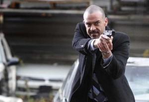 Alan Van Sprang - King
