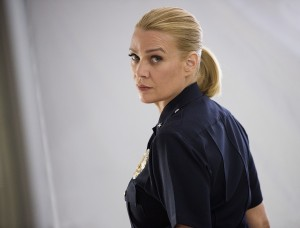 Laurie Holden - Major Crimes