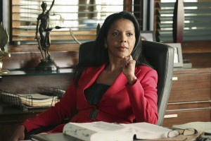 Penny Johnson Jerald - Castle