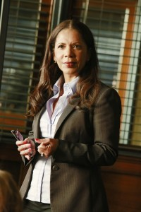 Penny Johnson Jerald - Castle S6