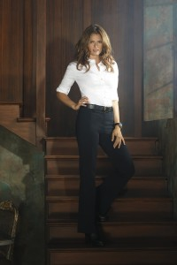 Stana Katic - Castle