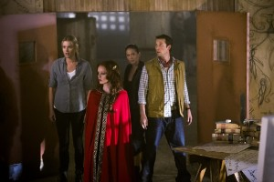 The Librarians S1 Finale
