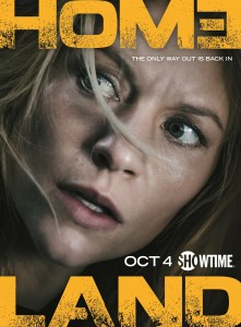 Homeland S5 - Key Art