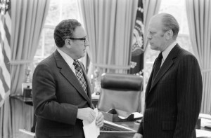 Henry Kissinger-Gerald Ford