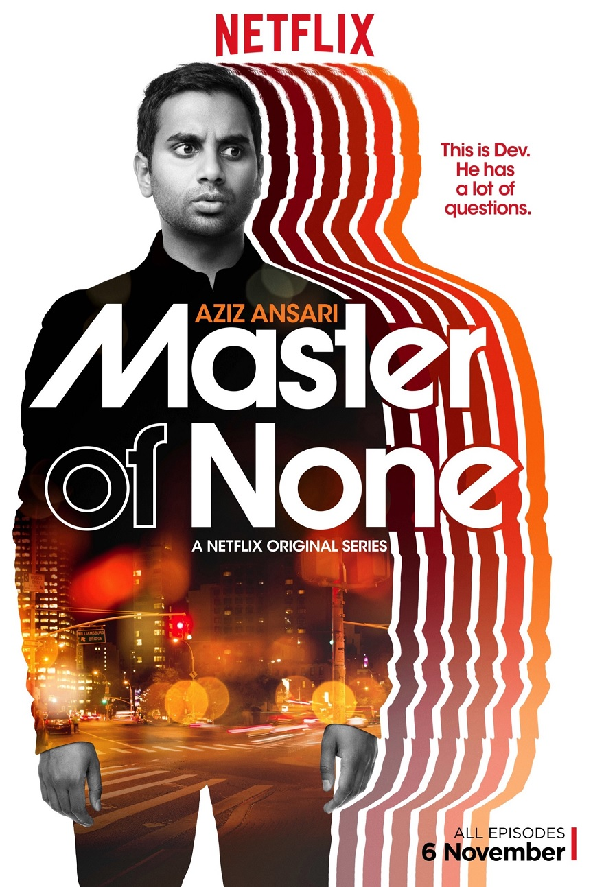 Master Of None - Key Art (Alt)