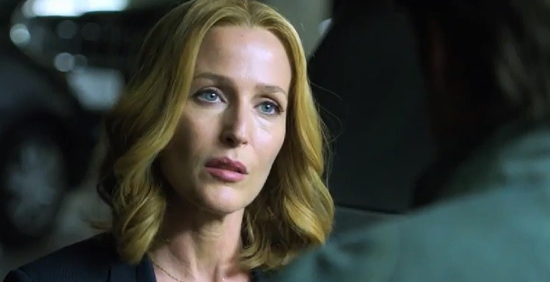 The X-Files Revival - Scully