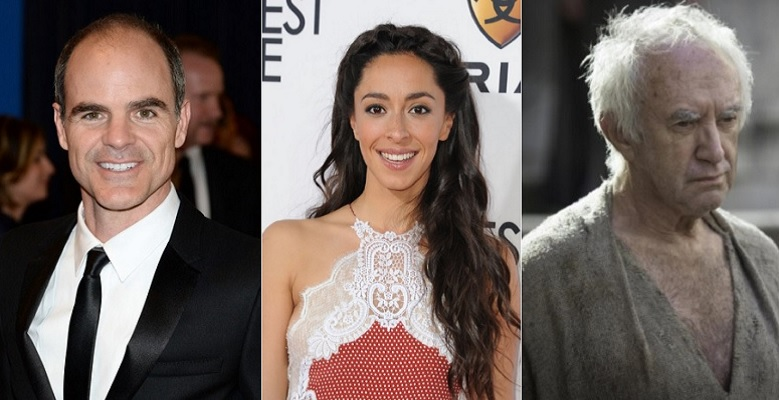 michael kelly oona chaplin jonathan pryce more join bbc one fx