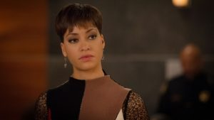 Cush Jumbo - The Good Wife