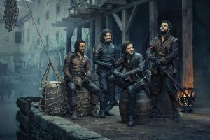 The Musketeers S3