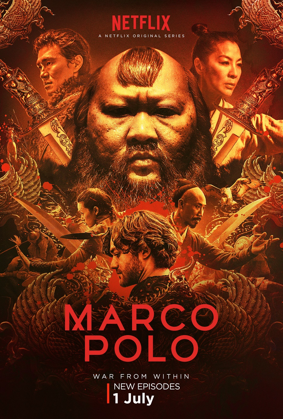 Marco Polo S2 Poster