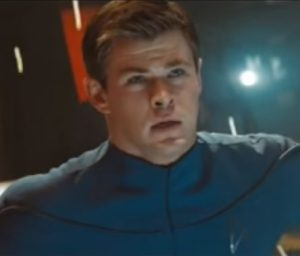 Hemsworth - Star Trek