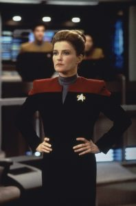 Kate Mulgrew - Star Trek Voyager