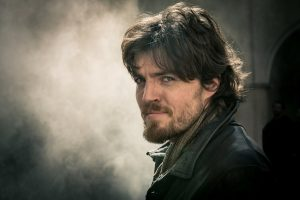 Tom Burke - The Musketeers
