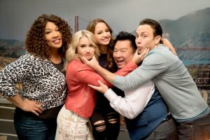 E4 Sets UK Premiere Date For 'Young & Hungry' Christmas Special ...