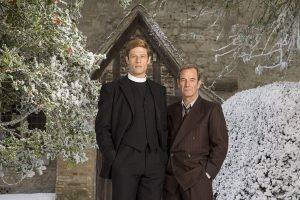 ITV Sets Premiere Date For 'Grantchester' Christmas Special - TVWise