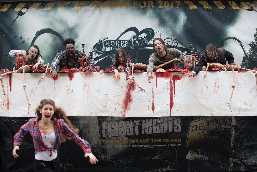 Walking dead for bbc halloween special feature - 1 2